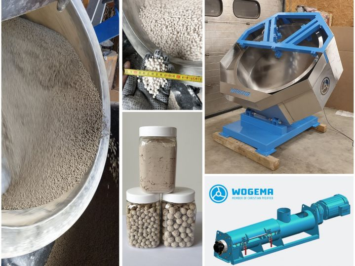 Successful start-up of our pelletizing laboratory
